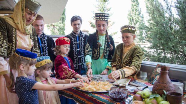 Бренд «Караимский пирожок» стал еще одним участником Всероссийского конкурса «Вкусы России»