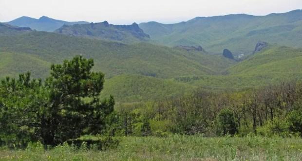 Туристы заблудились на живописной горе Френк Мезер