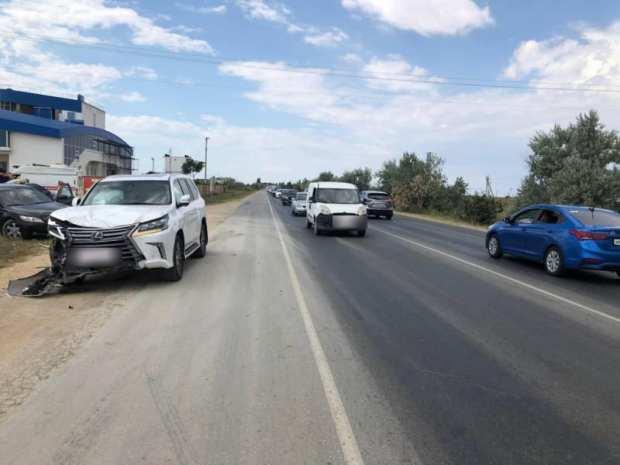 МВД расследует уголовное дело по факту ДТП на трассе «Симферополь – Евпатория»