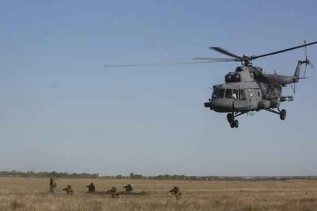 9 августа начинаются масштабные учения Южного военного округа
