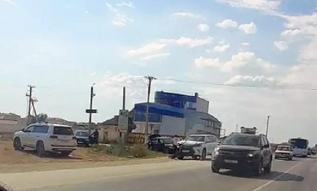Смертельное ДТП на трассе «Симферополь – Евпатория»