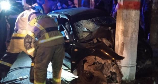 Два человека погибли в ночном ДТП в Симферополе