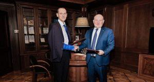 Губернатор Севастополя и руководитель Росреестра договорились о сотрудничестве