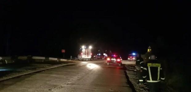 Два вечерних ДТП на крымских дорогах – двое пострадавших