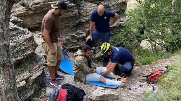 Туристы переоценивают свои силы на горных тропах. Хроника происшествий от «КРЫМ-СПАС»