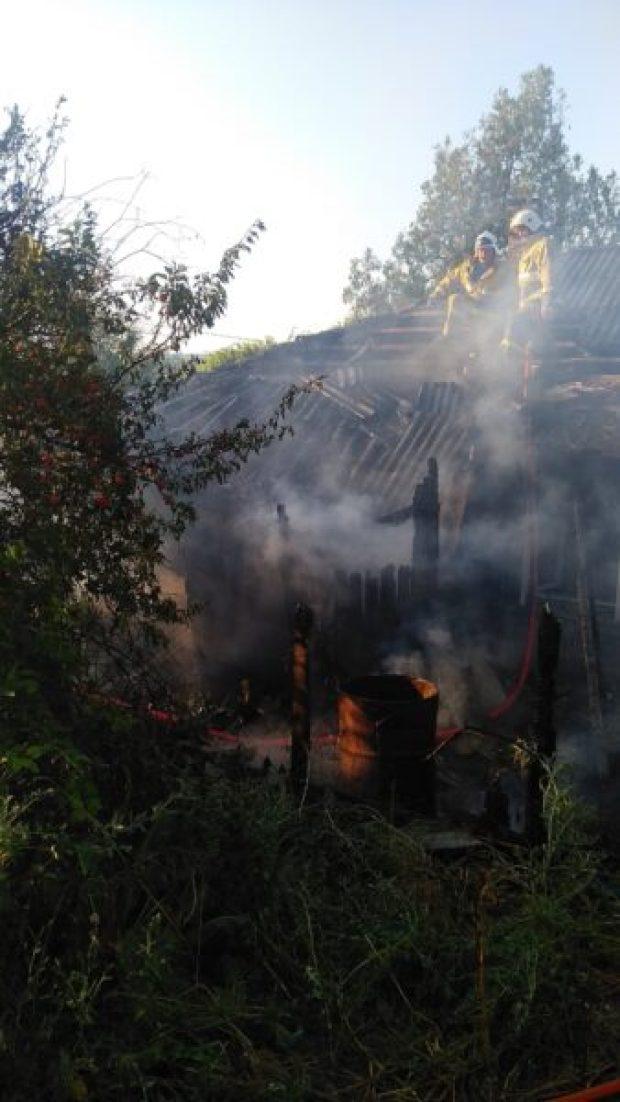 Пожары в Крыму: ожоги, отравление угарным газом, летальный исход
