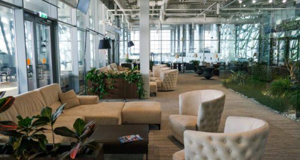 авиакомпания запустила услугу заказа бизнес-зала аэропорта Симферополь на своем сайте