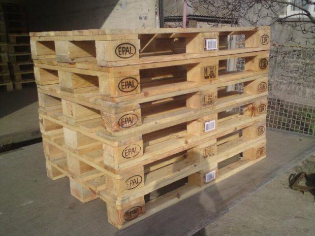 Деревянные поддоны – «фундамент» безопасного хранения и надежной транспортировки грузов