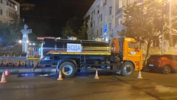 В Севастополе пытаются минимизировать потерю воды