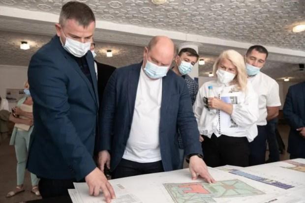 Губернатор Севастополя посетил Андреевский и Качинский муниципальные округа