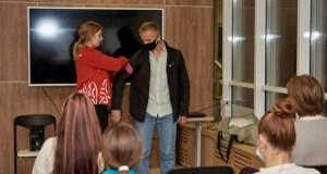 Севастопольские «Волонтеры-медики» провели акцию «Помоги первым»
