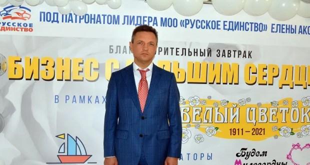Ушел в отставку глава минздрава Крыма Александр Остапенко