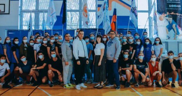 Крымская молодёжь примет участие в региональной спартакиаде