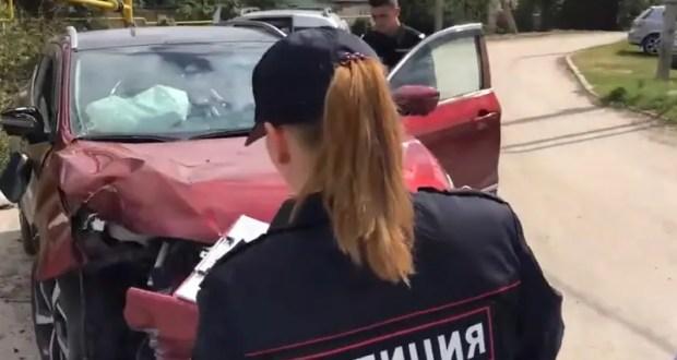 Не свое авто, за рулем «под градусом», погоня. В ГИБДД рассказали о задержании в Симферопольском районе