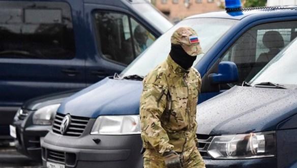 В Департаменте сельского хозяйства Севастополя «работают» силовики