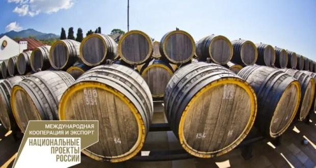 Сельхозэкспорт Крыма в этом году уже превысил сумму 11 млн. долларов