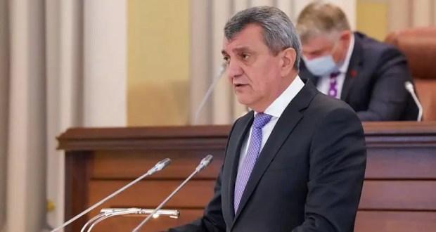 Экс-губернатор Севастополя Сергей Меняйло избран главой Северной Осетии