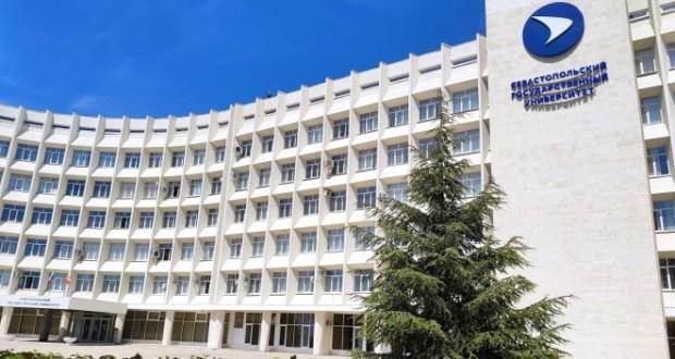 Севастопольский государственный университет впервые вошёл в Московский международный рейтинг вузов