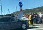 Смертельное ДТП на трассе «Таврида»: в районе Бахчисарая погиб водитель «Хонды»