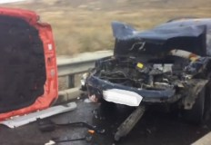 ДТП на трассе «Таврида» в Кировском районе — шестеро пострадавших