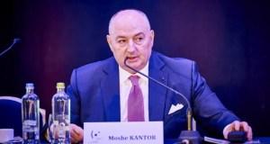 Вячеслав Моше Кантор благодарен Владимиру Путину за жёсткую позицию относительно попыток реабилитации нацизма