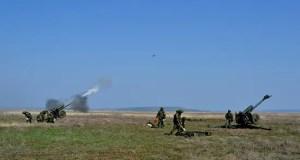 На полигоне «Опук» в Крыму пройдут масштабные учения