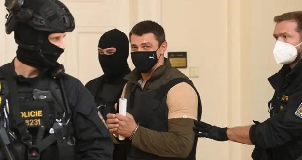 СМИ: у задержанного в Чехии россиянина Александра Франчетти - команда международных адвокатов