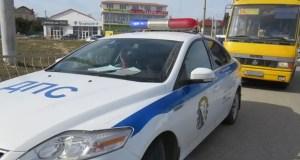 В Севастополе Госавтоинспекция проверила безопасность пассажирских перевозок городскими автобусами