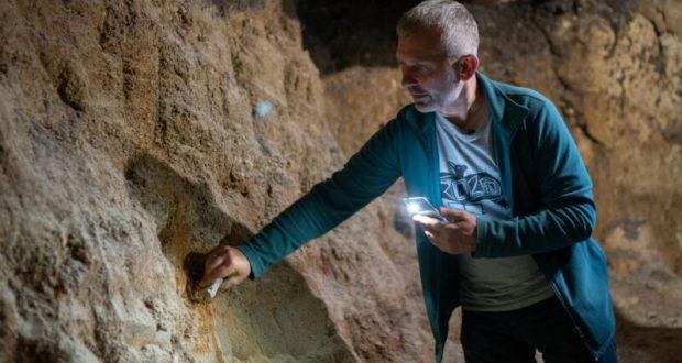 Учёные КФУ внесли новую пещеру в топографическую карту Долгоруковского массива