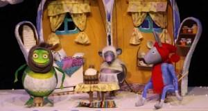 В IX Международном фестивале театров кукол «Белгородская забава» участие примет Крымский академический театр кукол