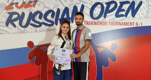 Студентка КФУ - серебряная призёрка международных соревнований по тхэквондо