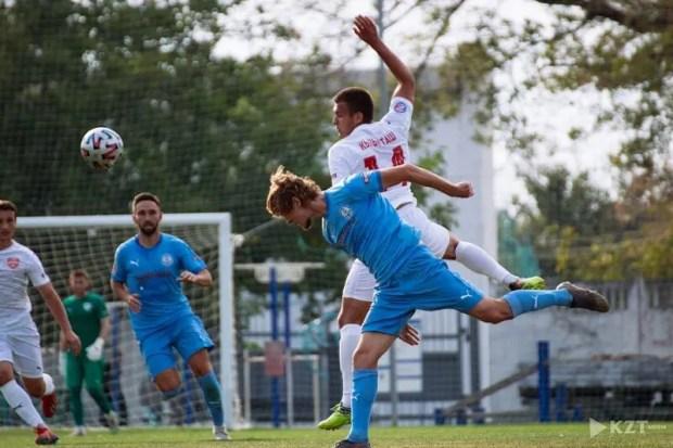 Состоялись первые четвертьфинальные матчи розыгрыша Кубка Крымского футбольного союза