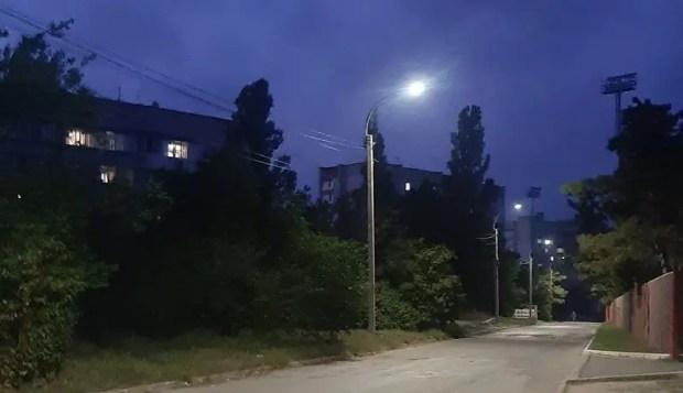 В Симферополе становится светлее - плановая работа МБУ «Горсвет»