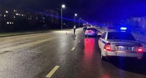 В Керчи ловили пьяных за рулем. Улов – четыре водителя... хотя, нет, уже пешехода