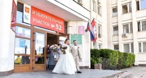 """Выборы в Севастополе: рекордное онлайн-голосование и несостоявшийся скандал на тему """"вброса"""""""