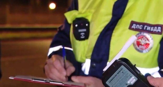Сотрудники ГИБДД в Красногвардейском районе задержали пьяного водителя-рецидивиста
