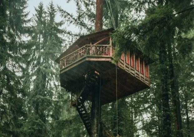 Оленевка — среди популярных направлений отдыха в глэмпингах летом 2021