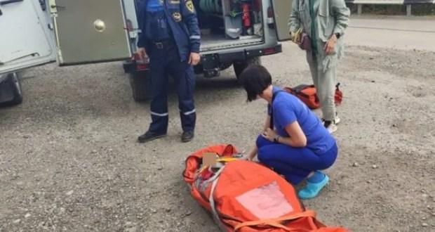 Крымские спасатели дважды за выходные выезжали в горы - спасали туристов