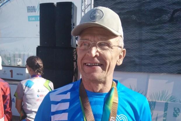 Пловец-ветеран Сергей Биховец из Керчи первенствовал в двух международных стартах в Сочи