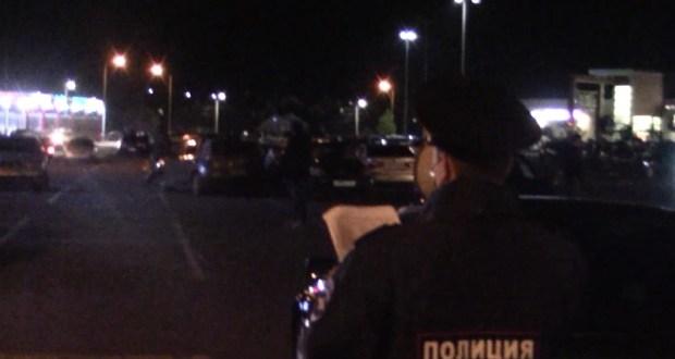 В МВД по Республике Крым пояснили, что произошло на парковке у ТЦ «Южная галерея» в Симферополе