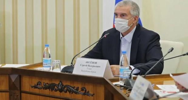 Глава Крыма: ситуация с выполнением ФЦП под контролем