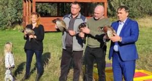 В Джанкойском районе расселили фазанов