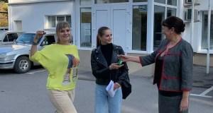 Пять сотрудников скорой медицинской помощи в Крыму получили ключи от служебных квартир