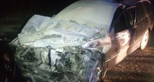 ДТП на трассе «Белогорск – Феодосия»: двое пострадавших
