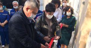 В Джанкое после капремонта возобновила работу подстанция скорой медицинской помощи № 29