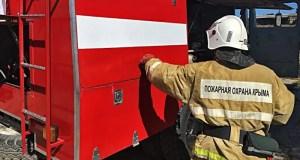 Следите за неэксплуатируемыми строениями! Они горят... Пожар в Черноморском районе