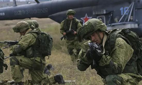 В сентябре на полигонах Южного военного округа проведено 10 масштабных тактических учений