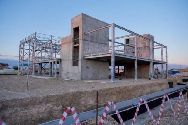 В поселке Кача появятся новые детский сад и физкультурно-оздоровительный комплекс