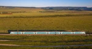 В Крыму введен зимний график движения пригородных поездов