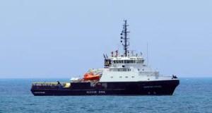 Спасательный буксир Черноморского флота «Капитан Гурьев возвращается в Севастополь из Индийского океана